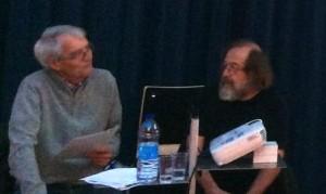 Alain Loguillard et Christian Harlé ont animé les écoutes