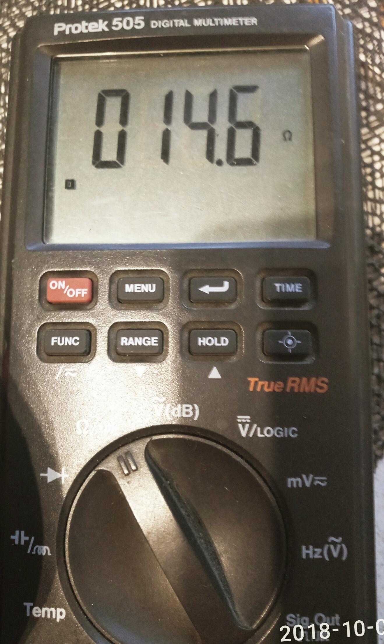 impedadence  5n401/5